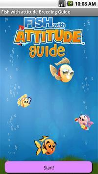 Breeding Fish with attitude poster