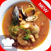 Free Fish Food Recipes icon