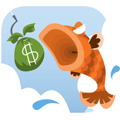 Fish For Money & Gift Card icon