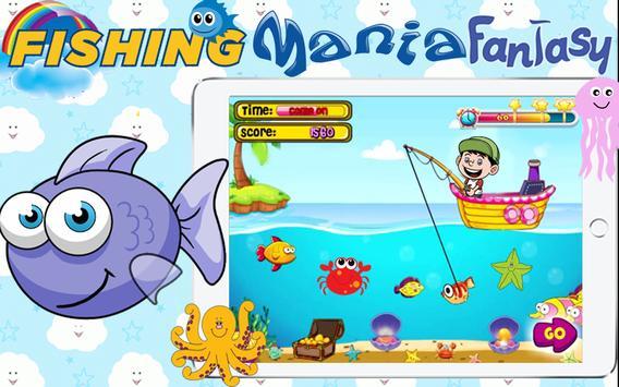 Fishing Mania Fantasy poster