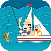 Carp Fishing Game icon