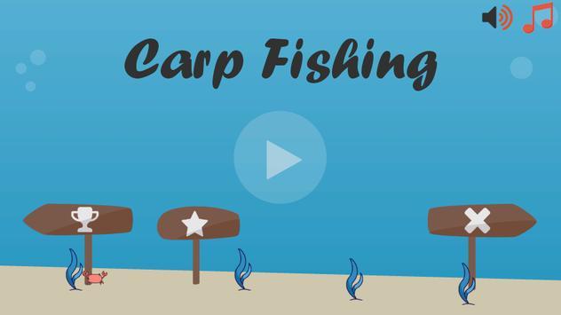 Carp Fishing Game poster