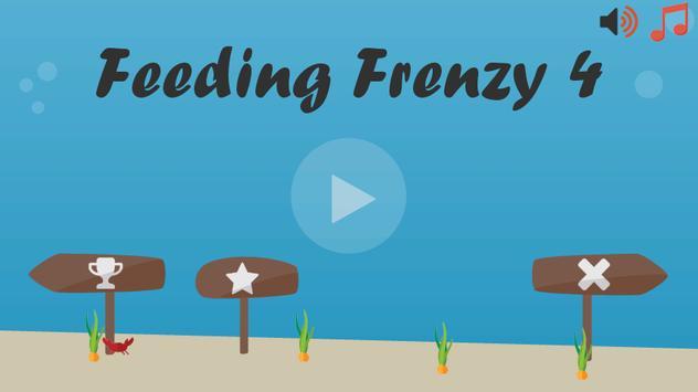 Feeding Frenzy 4 poster