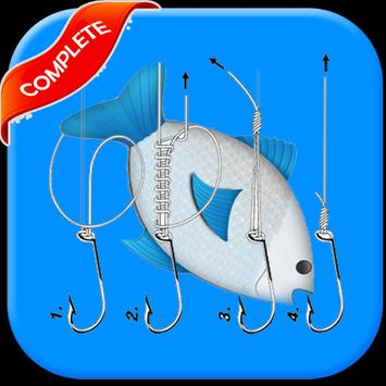 23 Useful Fishing Knots and Rigs Tying Guide screenshot 7