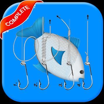 23 Useful Fishing Knots and Rigs Tying Guide screenshot 15