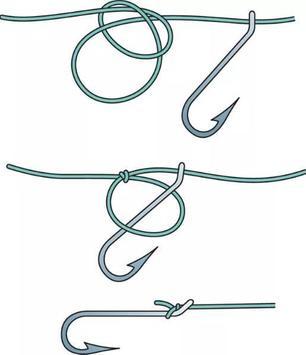 Fishing Knot Tutorials Step by Step screenshot 1