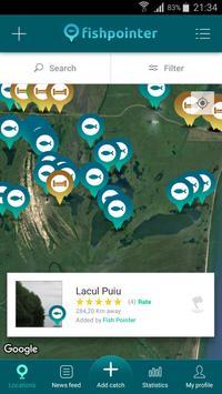 Fishpointer screenshot 4