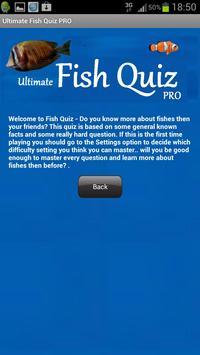Ultimate Fish Quiz PRO FREE screenshot 1