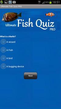 Ultimate Fish Quiz PRO FREE screenshot 2