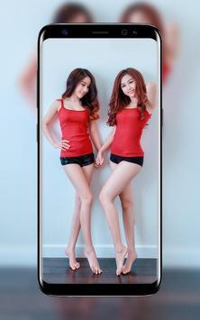 Asian Girls Photo Wallpapers HD apk screenshot