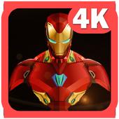 Superheroes Wallpapers Best 4K icon