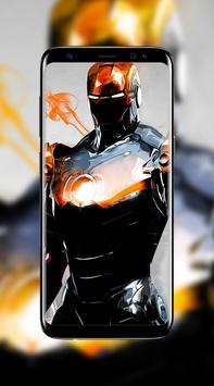 Superheroes Wallpapers Best 4K screenshot 1