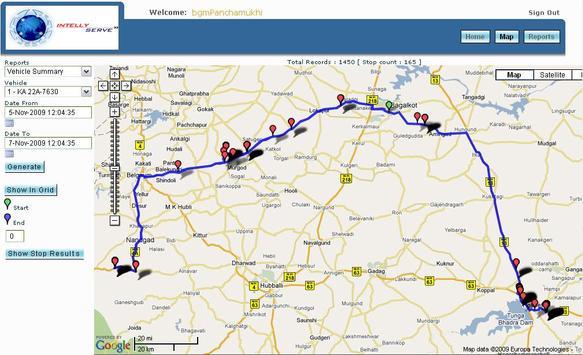 Chitale_Tracker apk screenshot