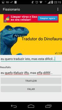 Tradutor do Dinofauro screenshot 3