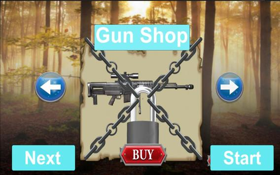 3D Wolf Sniper Shooting - Hunting Game 2017 apk screenshot