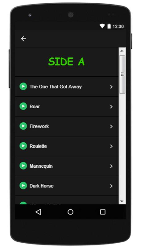 Katy Perry Chords Lyrics For Android Apk Download