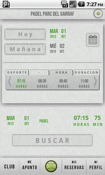 Pádel Parc del Garraf screenshot 1