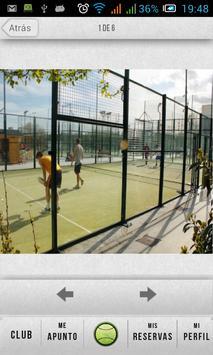 Pádel Parc del Garraf screenshot 4