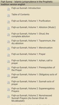 Fiqh Us-Sunnah By Sayyid Sabiq poster