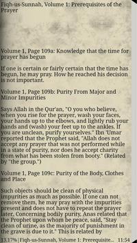 Fiqh Us-Sunnah By Sayyid Sabiq apk screenshot