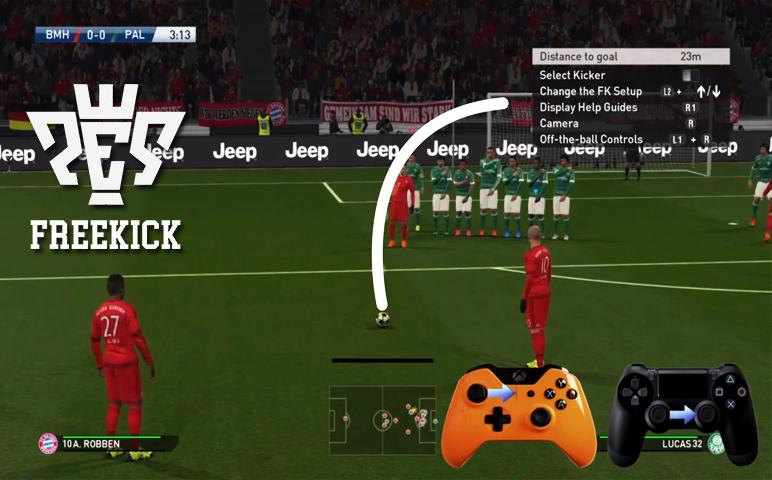 Free Kick Guide PES 2018 - Tutorial for Android - APK Download