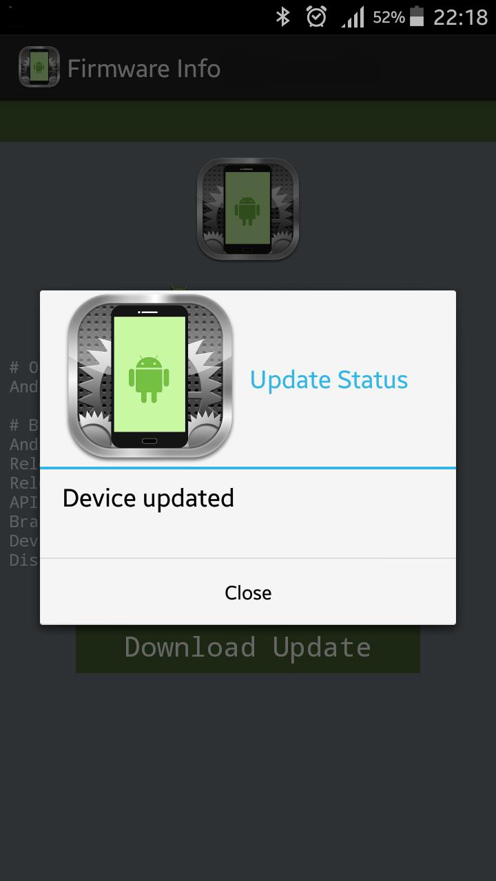 Firmware Info for HTC™ for Android - APK Download