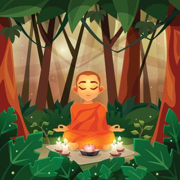 Words of Buddha apk screenshot