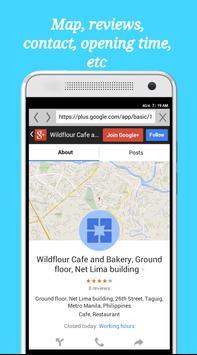 FoodSearch screenshot 3