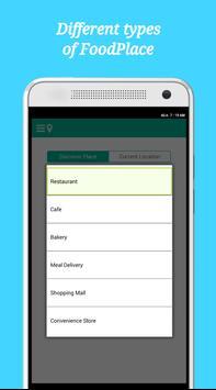 FoodSearch screenshot 5