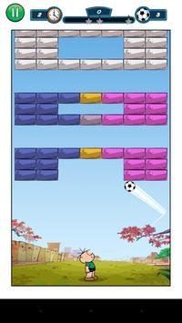 Jimmy Five Brick Breaker apk screenshot