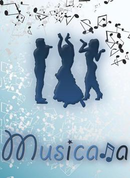 Musicana poster