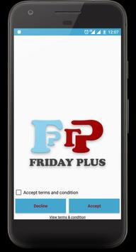 Friday Plus apk screenshot