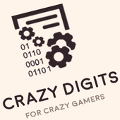 Crazy Digits : Best Puzzle Game icon