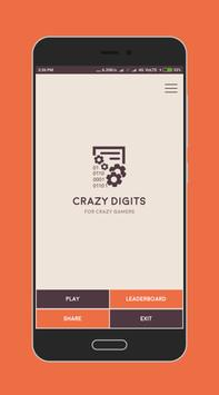Crazy Digits : Best Puzzle Game poster