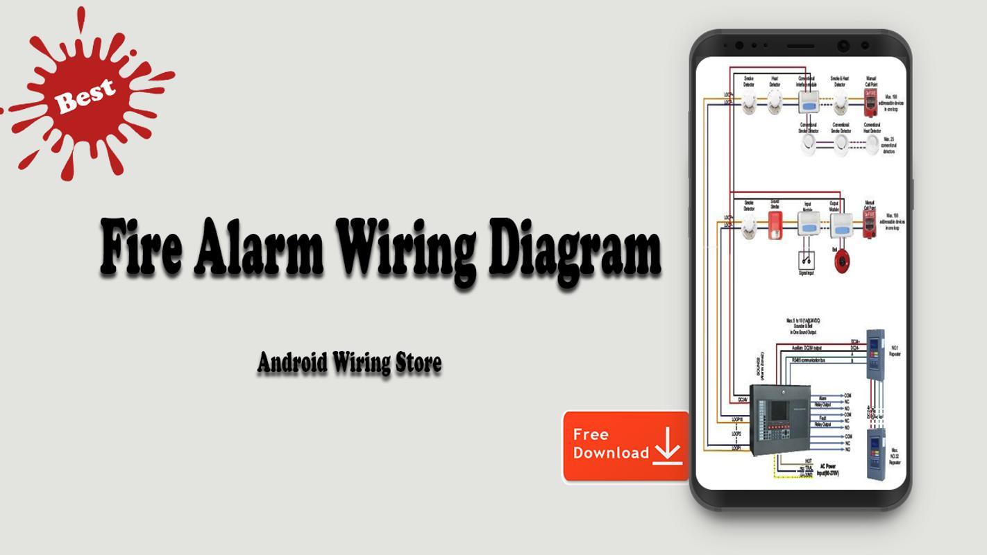 Fire Alarm Wiring Diagram For Android Apk Download Smoke Detectors Free Along With Detector 6