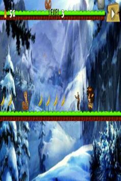 Flame Ninja Runner apk screenshot