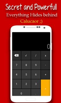 Smart Hide Calculator screenshot 2