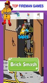 fire truck games free for kids screenshot 2
