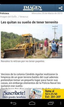 Periódico IMAGEN de Veracruz screenshot 3