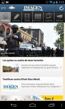 Periódico IMAGEN de Veracruz screenshot 1