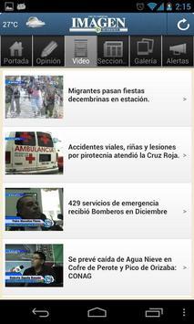 Periódico IMAGEN de Veracruz screenshot 2