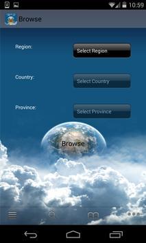 World Buddhist Directory screenshot 1