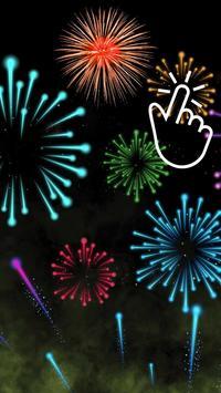 Live Wallpaper Crackers apk screenshot
