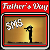 Happy Father's Day SMS Cards icon