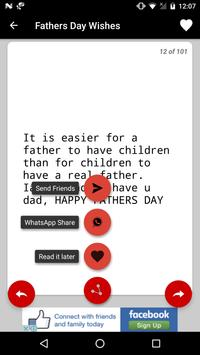 Happy Father's Day SMS Cards apk screenshot