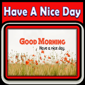 Good Morning Gif Image and SMS icon