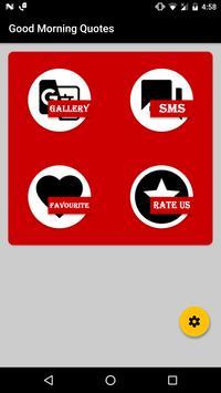Good Morning Gif Image and SMS apk screenshot