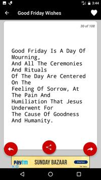 Good Friday Greetings SMS Pic screenshot 4