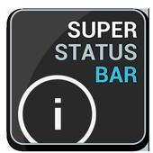 Super Status Bar icon
