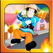 Fireman Rescue Sam Hero icon